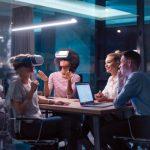 Как программное обеспечение для совместной работы VR может улучшить ваши деловые встречи в Украине?