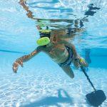 Sundance: Aquatic VR Experience имитирует космическое пространство в бассейне