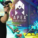 Новая VR игра «Apex Construct» с бесплатным демо–доступом